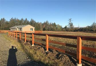 Private Home, Situated on 20 Acres of Land. 1350' Close to Everything.