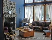 Family Room Main Floor