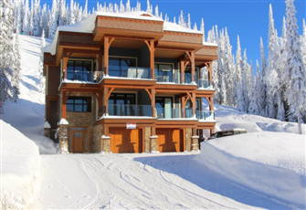 Luxury Duplex Chalet  Ski in/Ski out  Private Hot Tub, Laundry and Garage