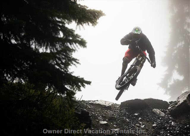 Whistler Mountain Bike Park has something for Every Level of Rider,