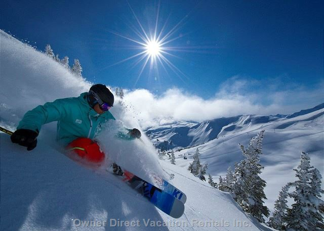 Whistler is Consistently Rated the #1 Ski Destination in North America