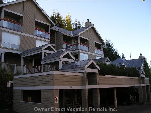 British Columbia Whistler Creek Ridge Property #41832