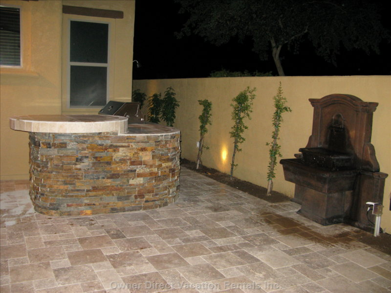 Enjoy the Evenings on your Patio