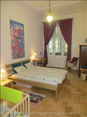 Bedroom 2 - Large, Spacious,Quiet, Double Bedroom , Fully Furnished