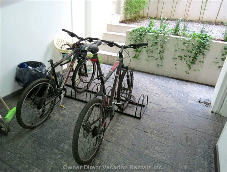 Free Parking Place for Bicicles