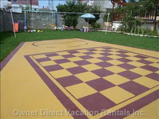 Playground - the Basketball Field