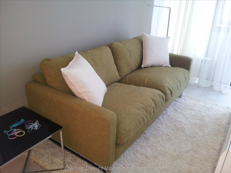Sofa at the Bed Room for Single 190 Cm