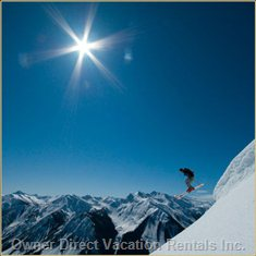Skiing at Kicking Horse - 20 Mins Drive from Kicking Horse Mountain Resort
