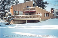 Winter in Invermere. 20 Minute Drive to Panorama Or Fairmont Mountain Resort. New Composite Deck with Napoleon Gas Barbecue.