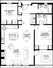 South Point 19 Floor Plan