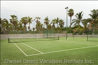 Access to Resort Amenities, Including Tennis