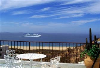Beautiful Ocean View, in Cabo San Lucas, Vehicle Included. Unbeatable!