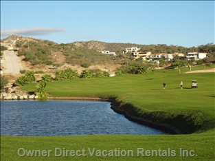 Our Private Golf, Beach Club, Pool, Bar/Restaurant for you to Enjoy for a Small Surcharge Campestre Golf and Beach Club is the Finest.