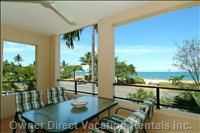 Entertainer Balcony with Private Bbq