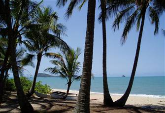 Cairns - Palm Cove/Clifton Beach Absolute Beachfront Villa Apartment - 1 Bedroom