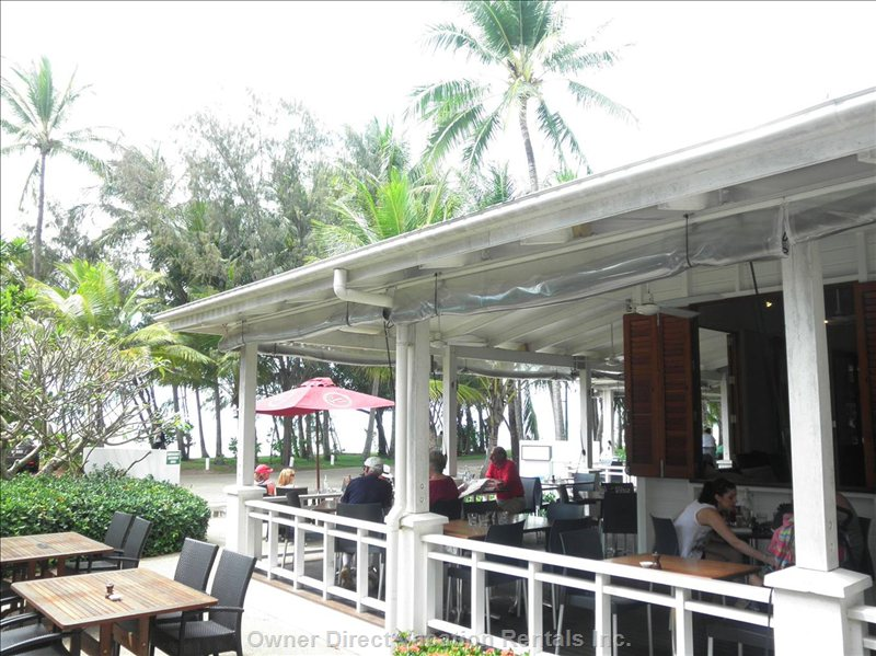 World Class Beachfront Restaurants, Cafes, Bars and Boutiques