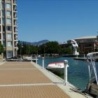 The Boardwalk  - Walk along the Boardwalk to Downtown Kelowna!