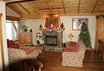 2 Bedrooms and 1 Den in Upscale Copper Kettle Lodge, at Big White
