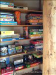 Extensive Selection of Boardgames and Puzzles.