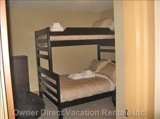 Double / Single Bunk Beds