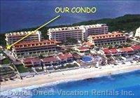 Here we Are, Located on a Fabulous Beach and Sparkling Ocean