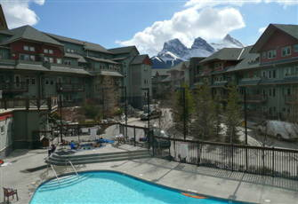 *Premier 2 Br Canmore Condo/Pool/3 Hot Tubs*Park Pass*Aug.Special:25-30/$233/Nt