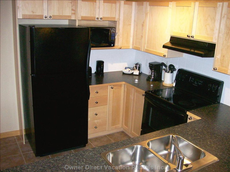 Kitchen - Similar to, but May Not be Shown