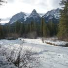 Typical View from one of the many Trails around Canmore