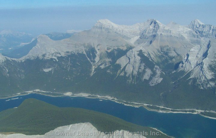Canadian Rockies Views