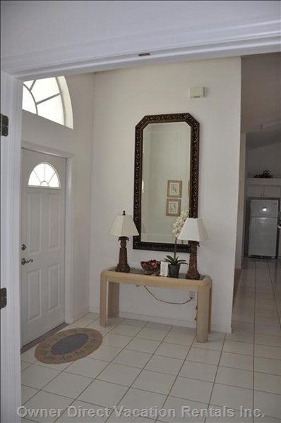 Home Front Entryway