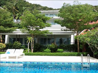 Davina Beach Homes Beachfront Property with Private Pool