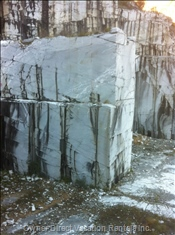 The Nearby Marble Mountains of Carrara