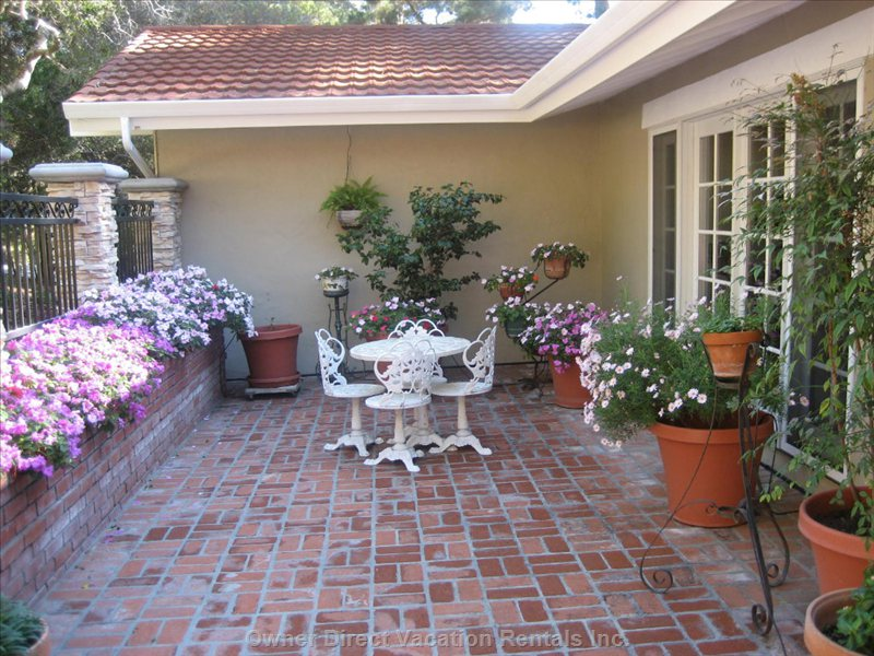 Entry Patio