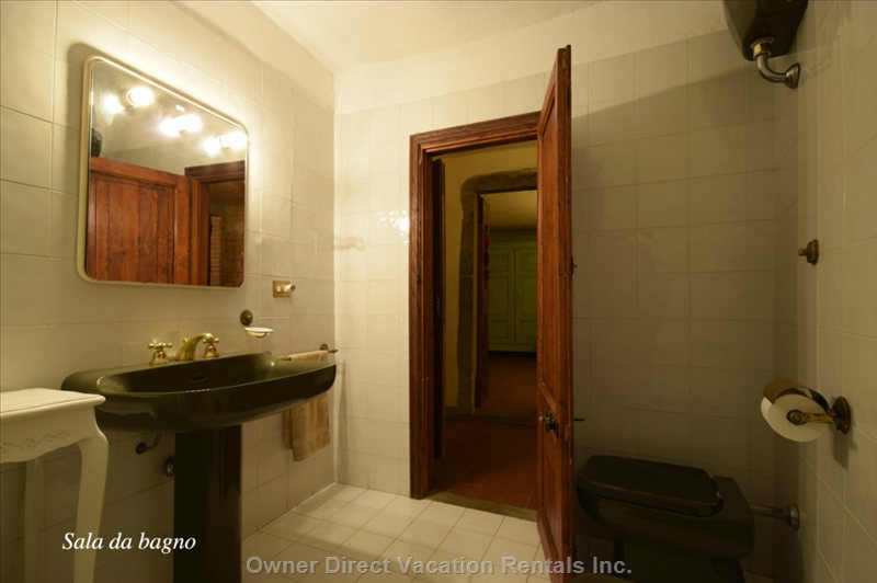 One of Bathroom
