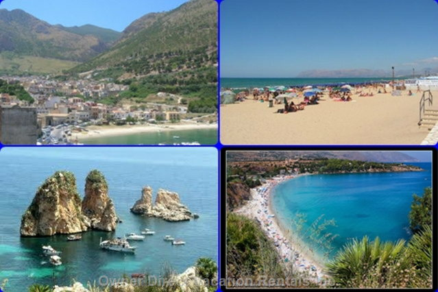 Castellammare - Beaches