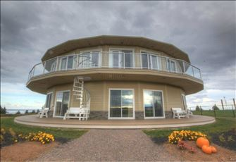 Rotating House, Rental Suites, & Tours