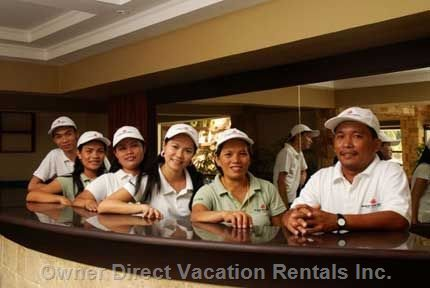 Your Friendly Sdr Team Will Help to Make your Stay Great.