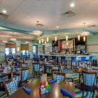 Feed the Family at the Oasis Club Restaurant. The Menu Pleases everyone!