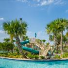 Walk the Bridge to the Water Slide, a Guest Favorite!