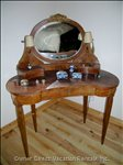 Antique Vanity in Bedroom 1