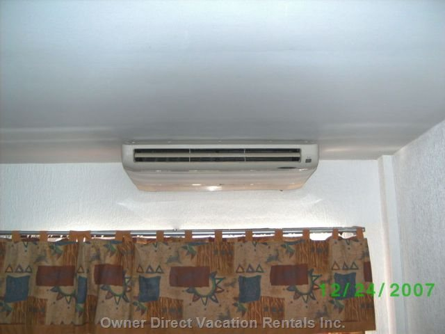 Air Conditioning in the Guestroom