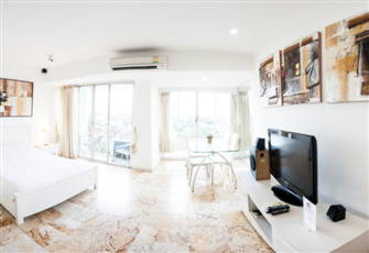 Chiang Mai Serviced Apartment - Superior Suriya Room