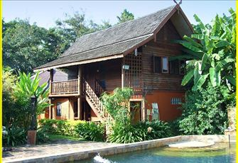 Unique Boutique Home Resort in Chiang Mai