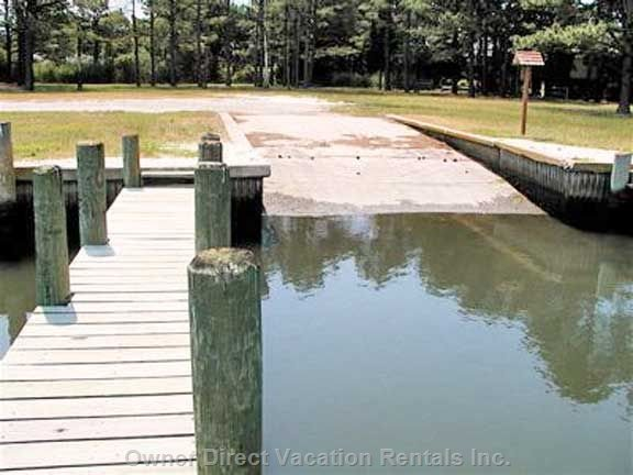 Oyster Bay Community Boat Ramp