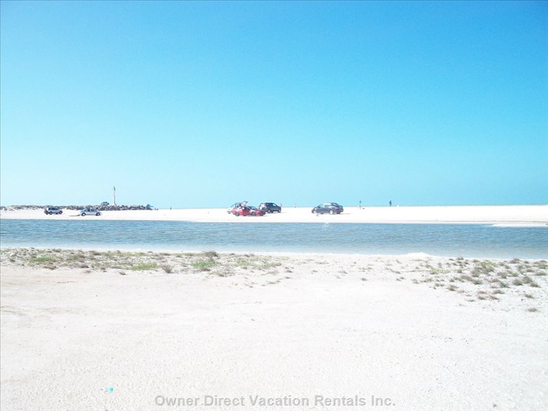 The playón. Fishing, Swimming, Sand Dunes and Lots of Fun¡