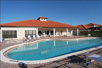 Large Pool and Spa Free to Use for all Villa Guests
