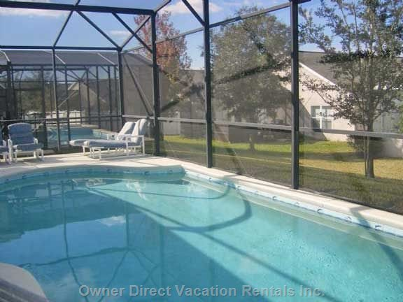 Fully Screened Pool