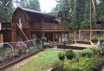 Seclusion on 4 Private Acres on Vancouver Island