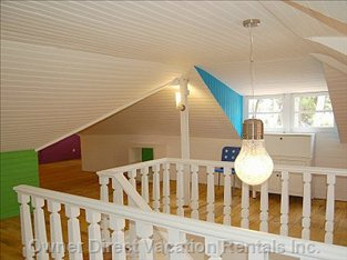 Colorful Attic