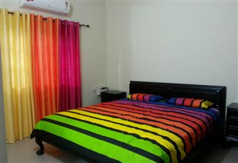 Elegant 2 Bedroom Apartment in Colva in South Goa